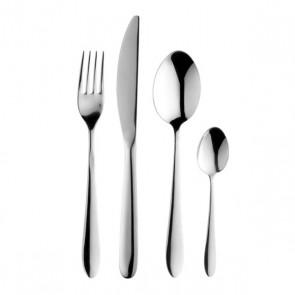 Ménagère 24 pièces en inox 18/0 finition miroir - Cassiopée - Guy Degrenne