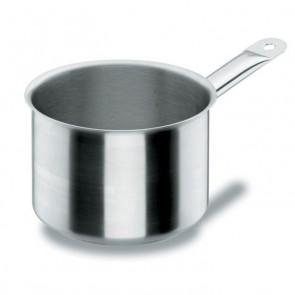 Casserole haute induction en inox 18/10 - Ø 16 cm - Chef Classic - Lacor