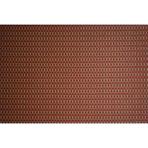 42x33cm Polyester table mat - Pink-Orange