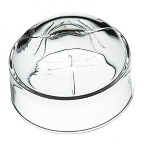 Dome for butter dish or jam pot in glass - Singly sold