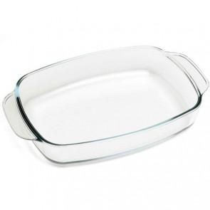 "Rectangular glass oven dish 33.5 x 21.5cm / 13 x 8.3"""