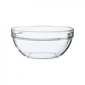 Stackable glass salad bowl 20cm - Saladier Empilable - Arcoroc