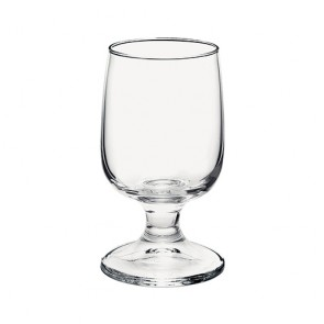 Set of 3 wine stem glasses 7oz / 21cl