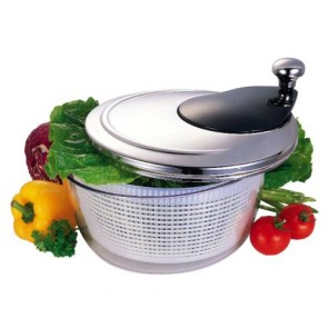 Acrylic salad spinner 4L / 135oz