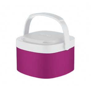 Insulated food flask 35cl / 12oz pink