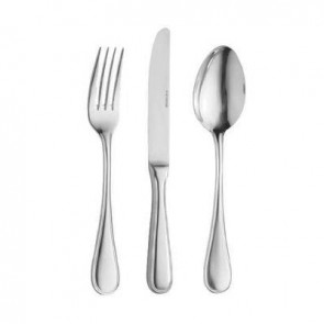 18 piece cutlery set - 3mm thick 18/10 stainless steel - Anser - Eternum