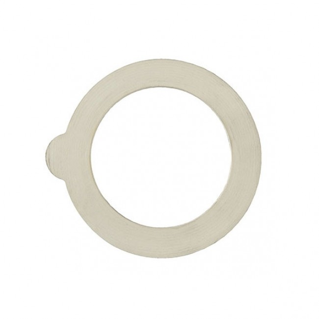 """Replacement gaskets 3 """" / 80 mm - Set of 6"""