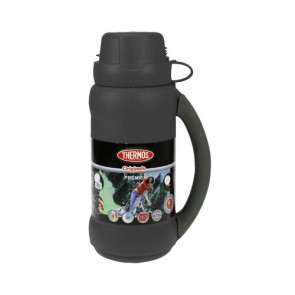 Insulated bottle 25oz / 75cl black