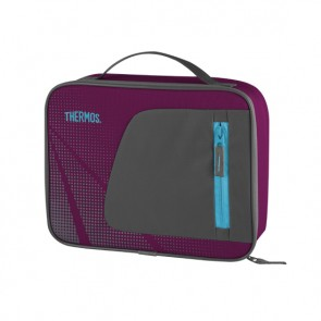 Insulated lunch kit pink