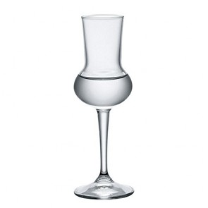 Grappa stem glasses 8 cl / 2.7 oz - Set of 3