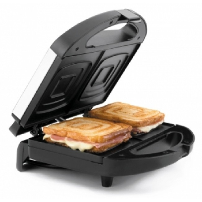 electric sandwich toaster square slices sandwich toaster lacor. Black Bedroom Furniture Sets. Home Design Ideas