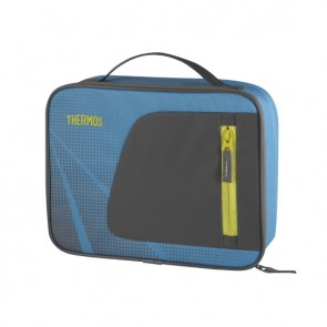 Insulated lunch kit turquoise