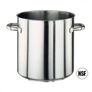 Marmite traiteur induction en inox 18/10 - Ø 28 cm - Série 1000 - Paderno