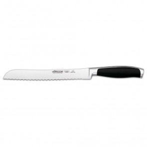 Bread knife - 22cm blade Nitrum stainless steel - Singly sold