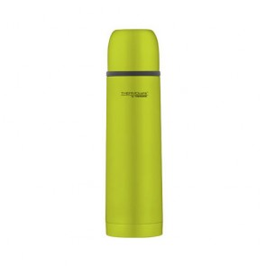 Stainless steel insulated bottle 34oz / 1L lime
