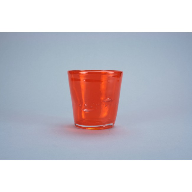 Orange tumbler goblet 35cl  – Sold by 6