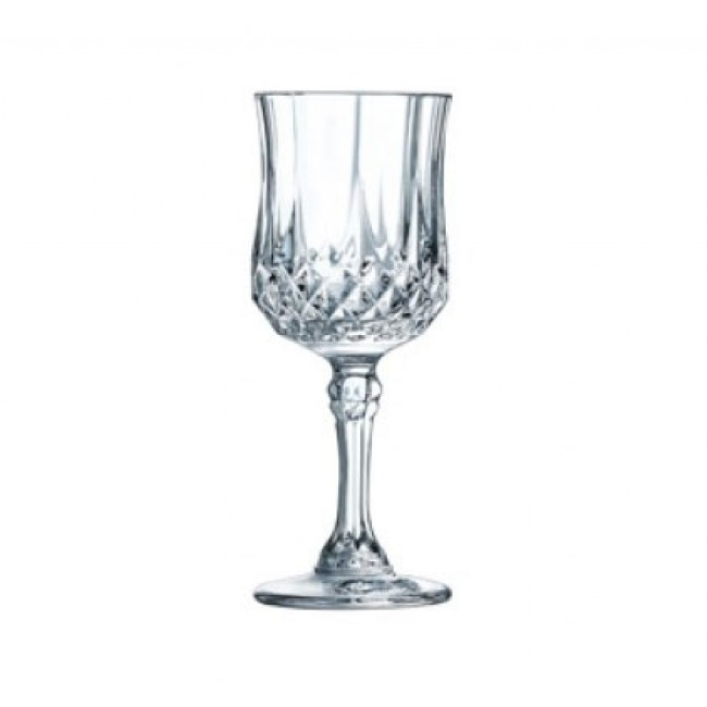 Cristal Darques Verres.Crystalline Liqueur Stem Glass 2 Oz 6 Cl Set Of 6 Longchamp Eclat Cristal D Arques