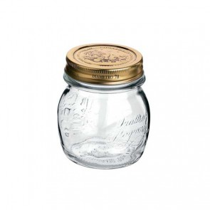 Canning jar 25cl with lid 70mm - Set of 12