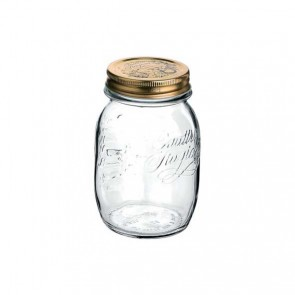 Canning jar 50cl with lid 70mm - Set of 12