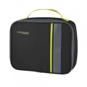 Insulated bag 304oz / 9L black-lime - Neo - Thermos