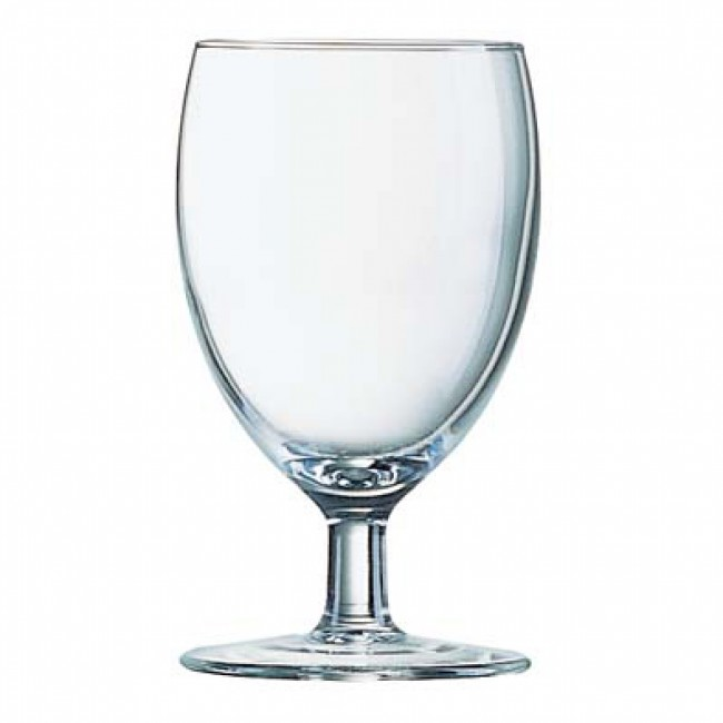 Stem wine glass 6oz / 19cl – Singly sold