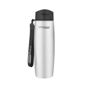 Stainless steel insulated mug with strap 50cl / 17oz