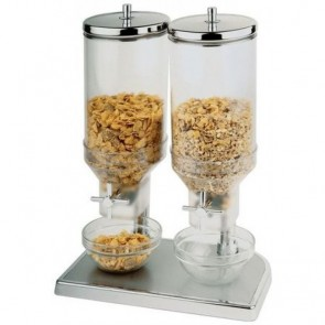 Dual cereal distributor 34oz / 4.5L