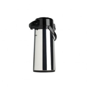 Stainless steel pump pot 34oz / 1.9L