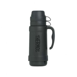 Insulated bottle 34oz / 1.8L grey