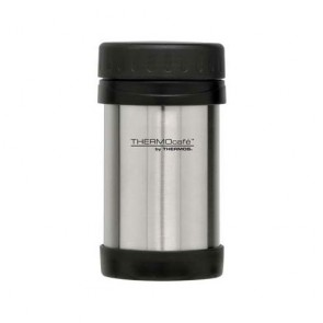 Stainless steel insulated 17oz / 50cl food jar