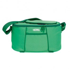 Insulated bag 270oz / 8L green