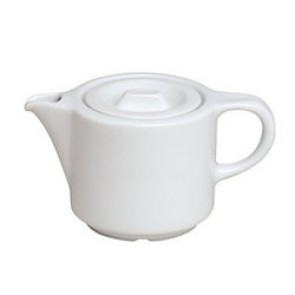 Teapot 12oz / 35cl white - Europe - Pillivuyt