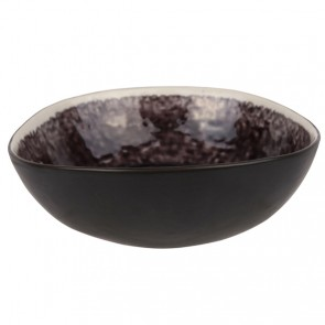 """Cup black and purple 7"""" / 19cm - Singly sold"""