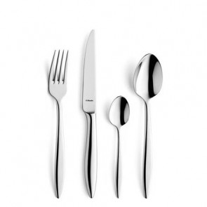 24 piece cutlery set - 18/10 stainless steel