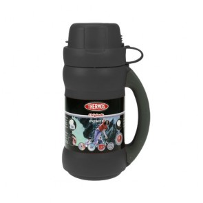 Insulated bottle 17oz / 50cl black