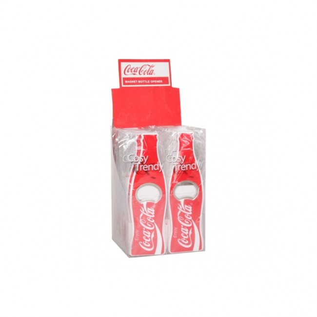 Coca Cola Bottle-opener - set of 36 pieces - Coca Cola - Cosy & Trendy