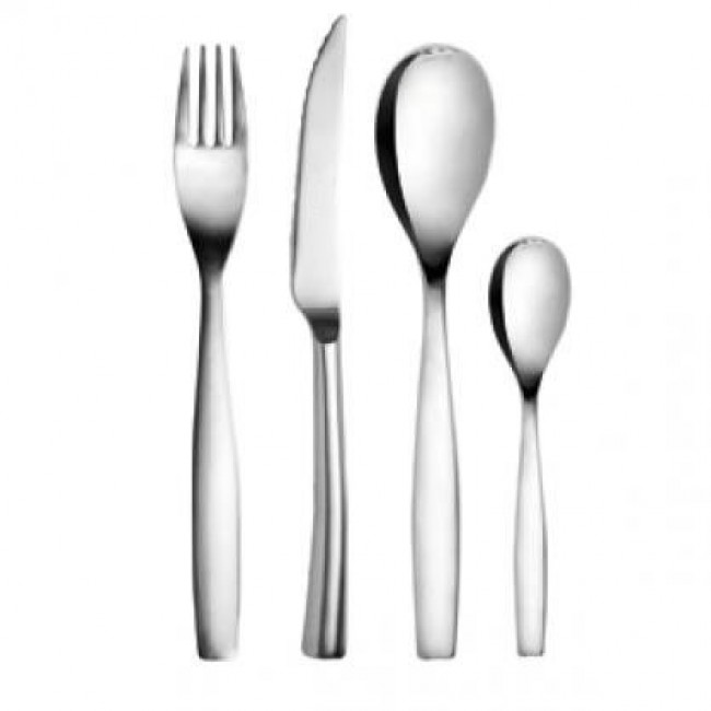18 pieces cutlery set 18/0 inox 2mm mirror finishing
