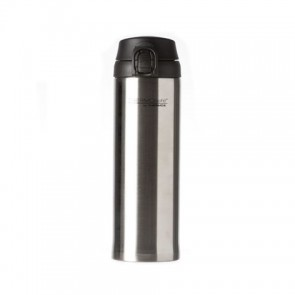 Insulated bottle 16oz / 48cl grey