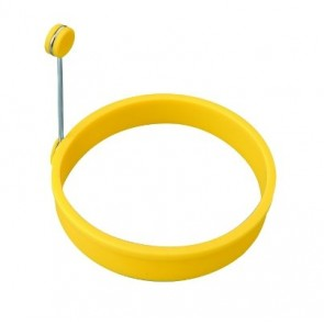 Round egg ring silicone - Singly sold