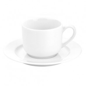 "Tea saucer 6"" / 15cm white - Sancerre - Pillivuyt"